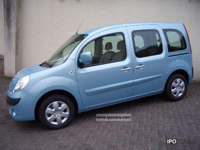 Renault Kangoo 1.6 2011 photo - 6