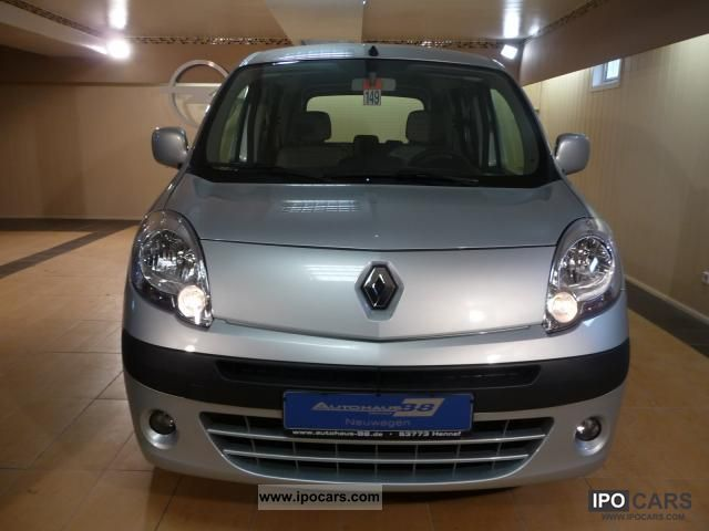 Renault Kangoo 1.6 2011 photo - 7