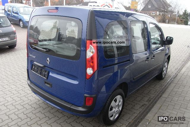Renault Kangoo 1.6 2011 photo - 9