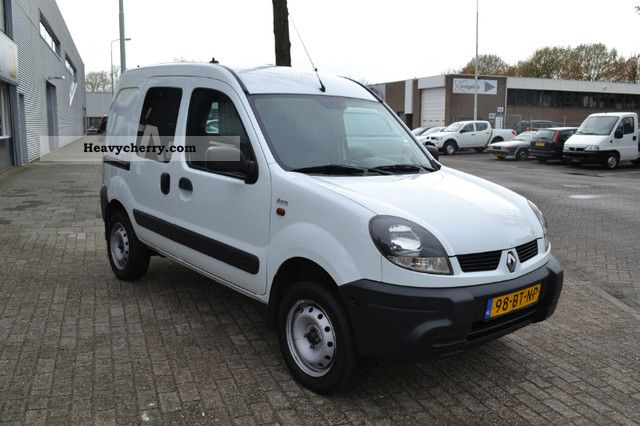 Renault Kangoo 1.9 2005 photo - 1