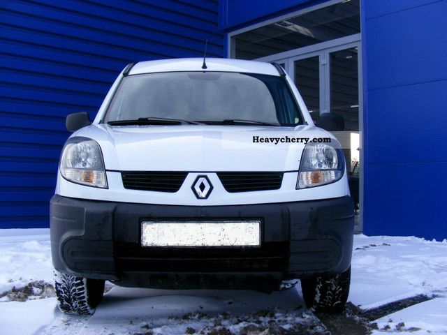 Renault Kangoo 1.9 2005 photo - 10