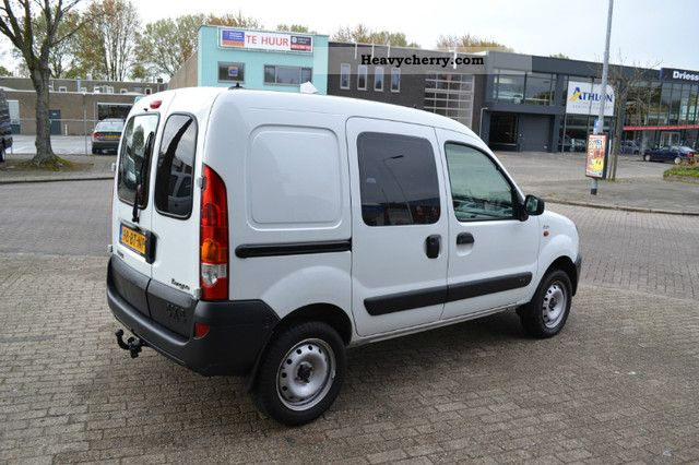 Renault Kangoo 1.9 2005 photo - 11