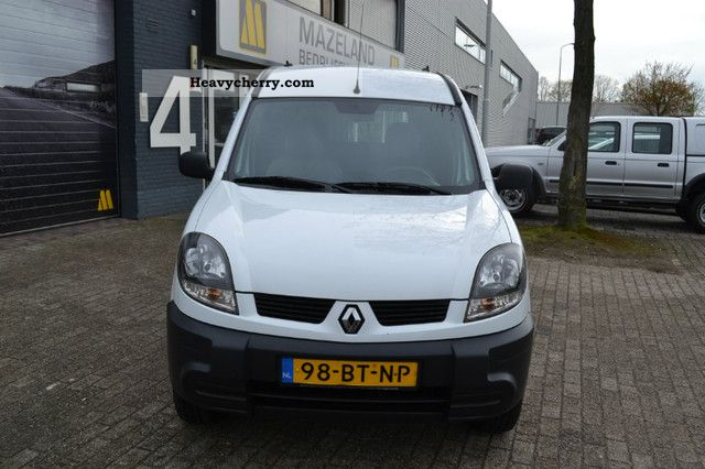 Renault Kangoo 1.9 2005 photo - 12