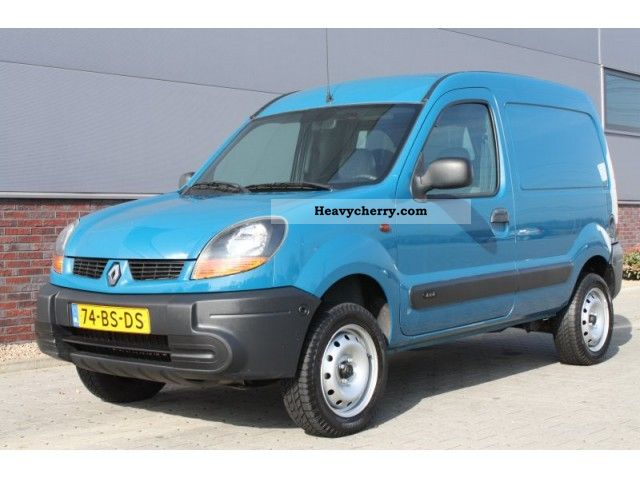 Renault Kangoo 1.9 2005 photo - 3
