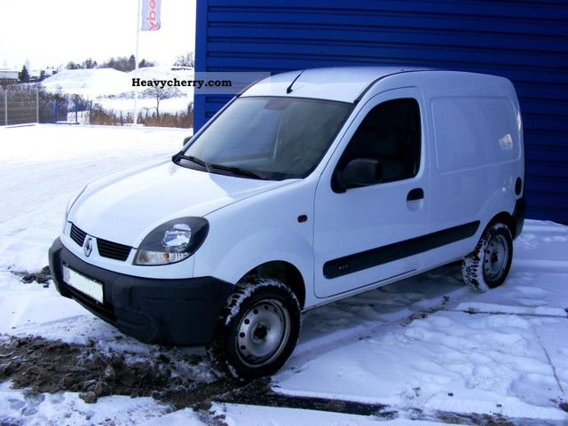 Renault Kangoo 1.9 2005 photo - 4