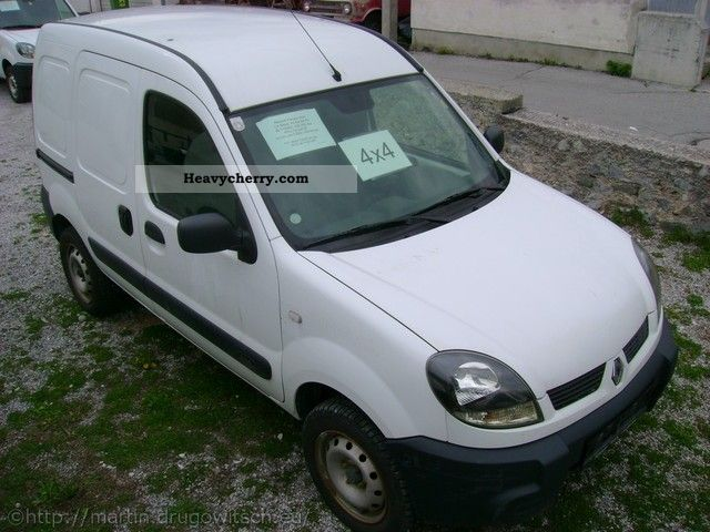 Renault Kangoo 1.9 2005 photo - 5