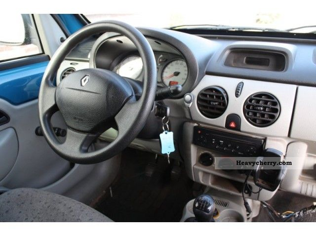 Renault Kangoo 1.9 2005 photo - 6