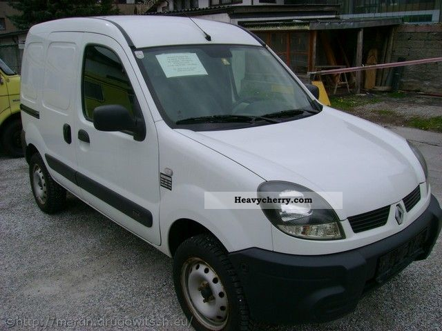 Renault Kangoo 1.9 2005 photo - 7