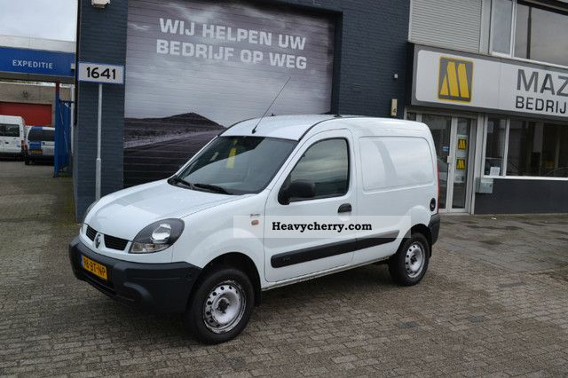 Renault Kangoo 1.9 2005 photo - 8