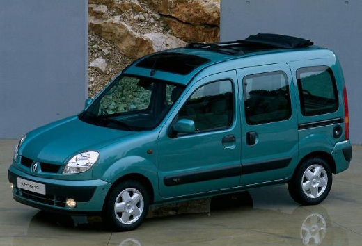 Renault Kangoo 1.9 2005 photo - 9