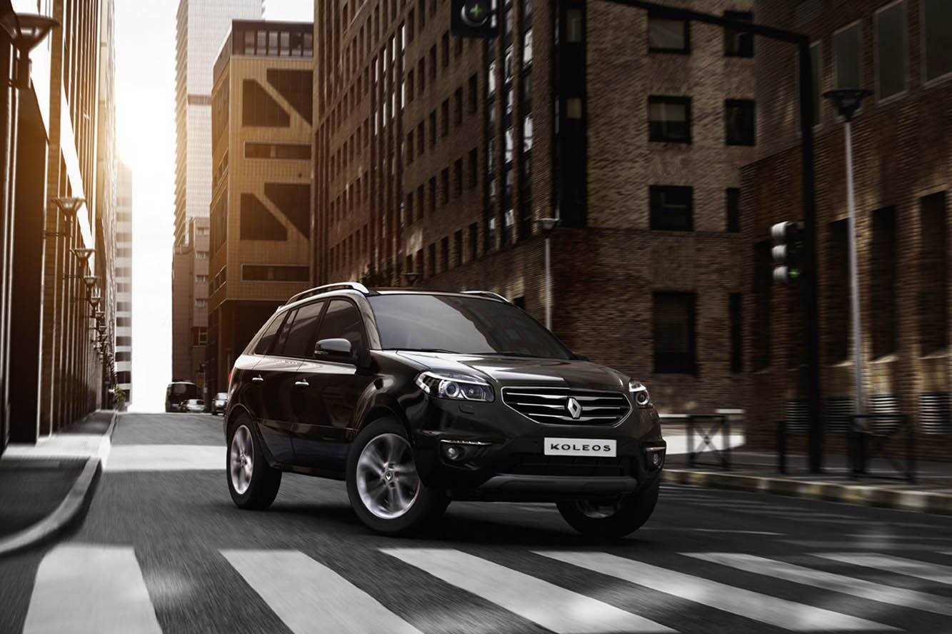 Renault Koleos 2.0 2013 photo - 2