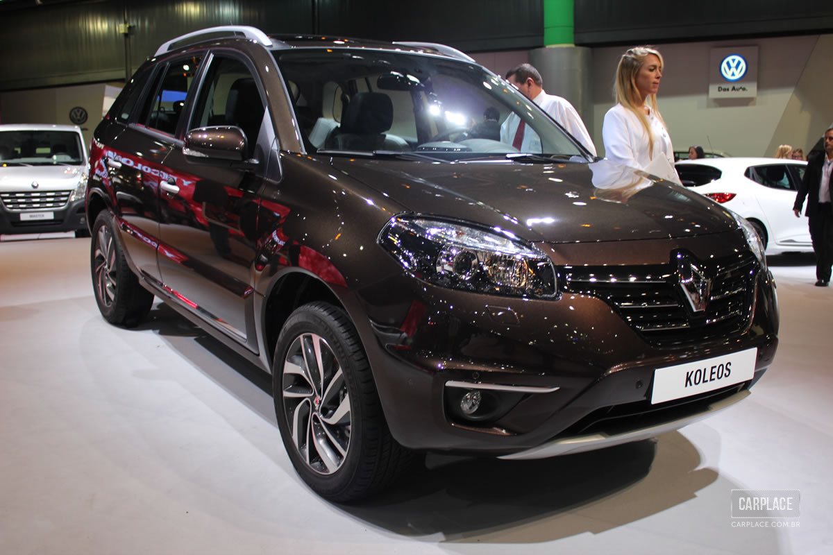 Renault Koleos 2.0 2013 photo - 7