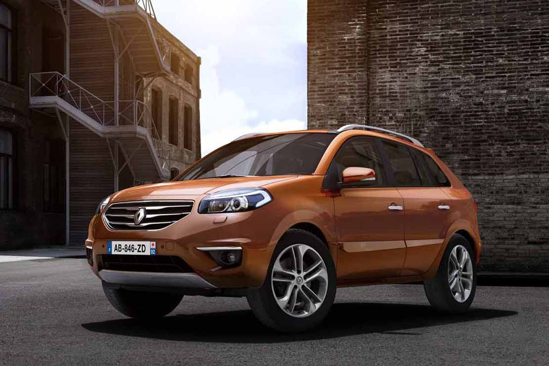 Renault Koleos 2.0 2013 photo - 9