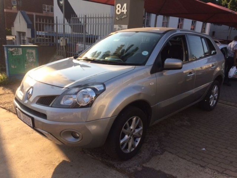 Renault Koleos 2.5 2008 photo - 3