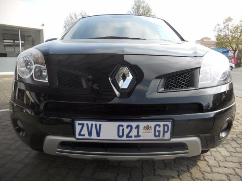 Renault Koleos 2.5 2010 photo - 5
