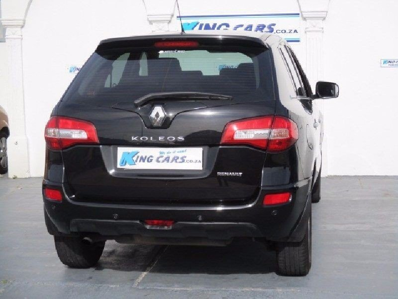 Renault Koleos 2.5 2012 photo - 11