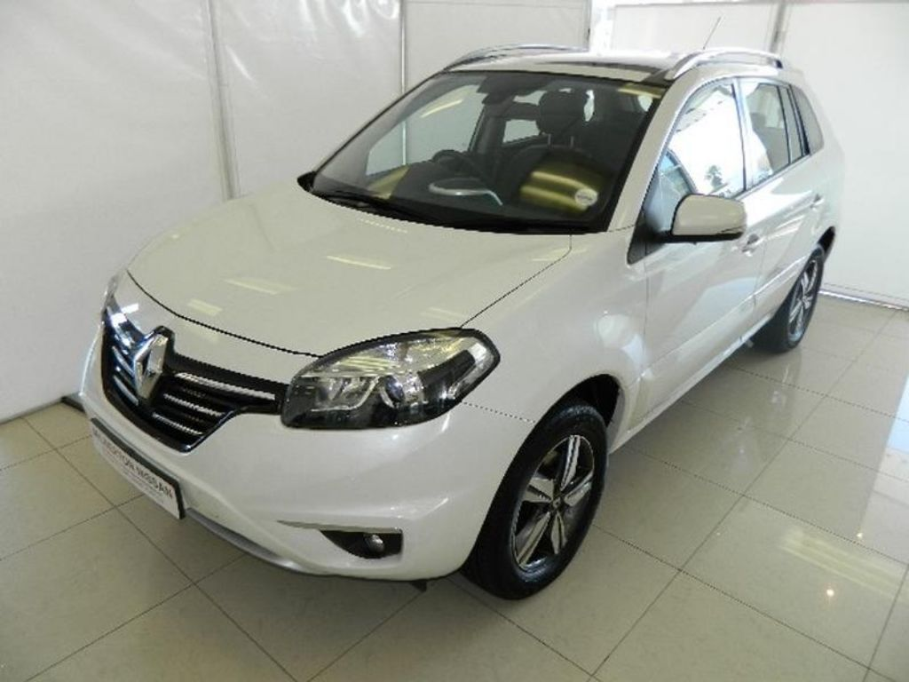 Renault Koleos 2.5 2014 photo - 12