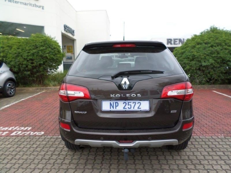 Renault Koleos 2.5 2014 photo - 4