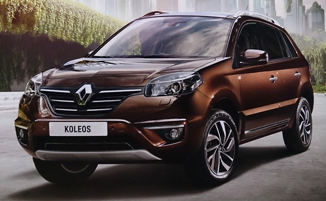 Renault Koleos 2.5 2014 photo - 6