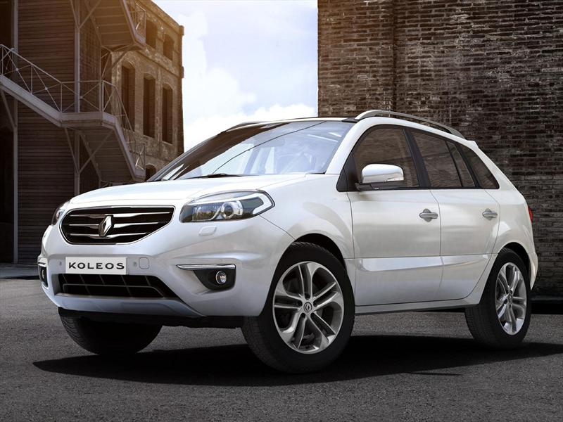 Renault Koleos 2.5 2014 photo - 8