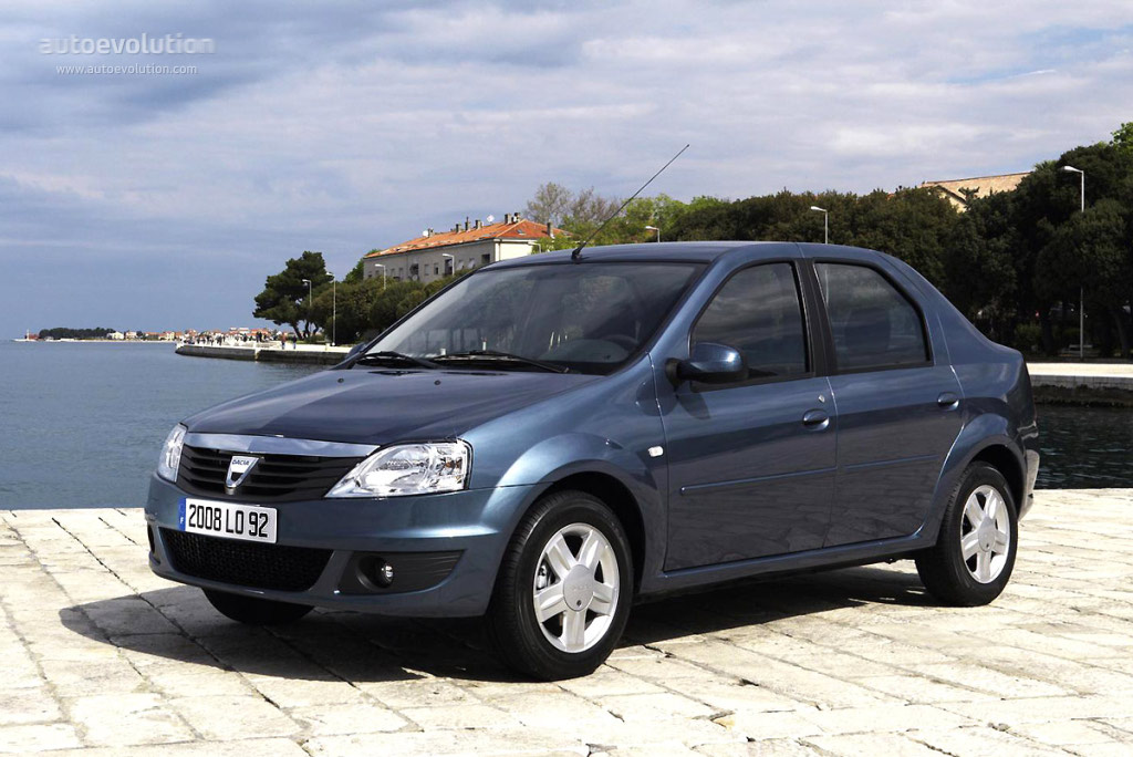 Renault Logan 1.5 2008 photo - 7