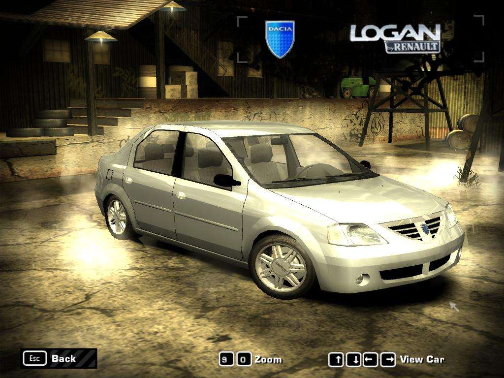 Renault Logan 1.6 1995 photo - 8