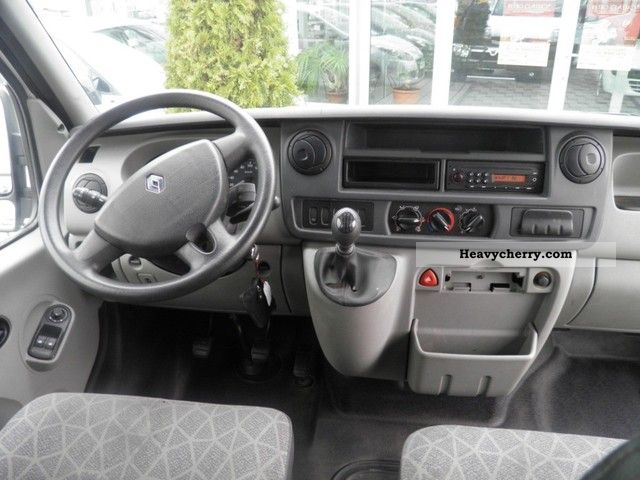 Renault Master 2 5 2009 Technical Specifications