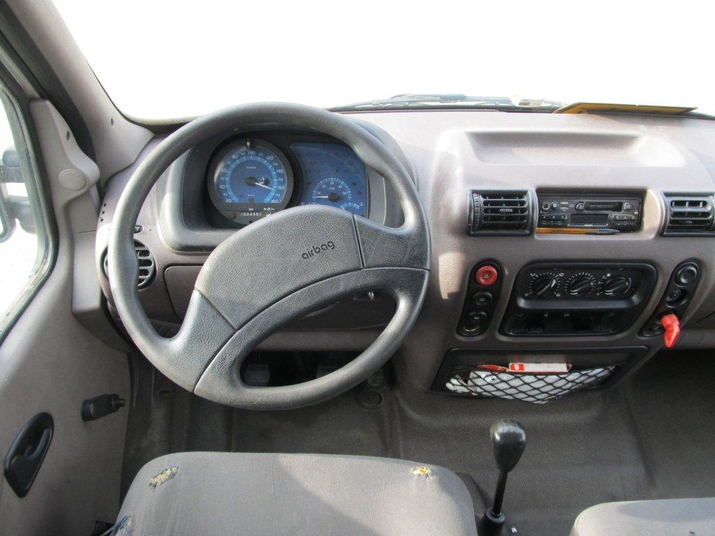 Smart Car Interior >> Renault Master 2.8 1999 Technical specifications | Interior and Exterior Photo