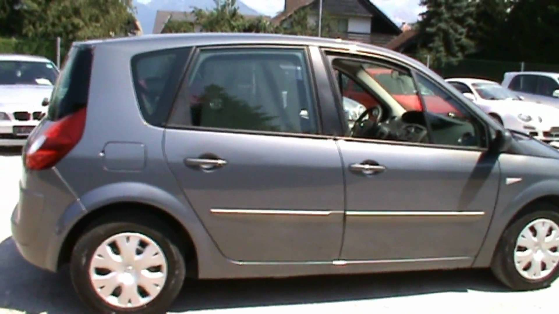 renault scenic 1 5 2007 technical specifications interior and exterior photo. Black Bedroom Furniture Sets. Home Design Ideas
