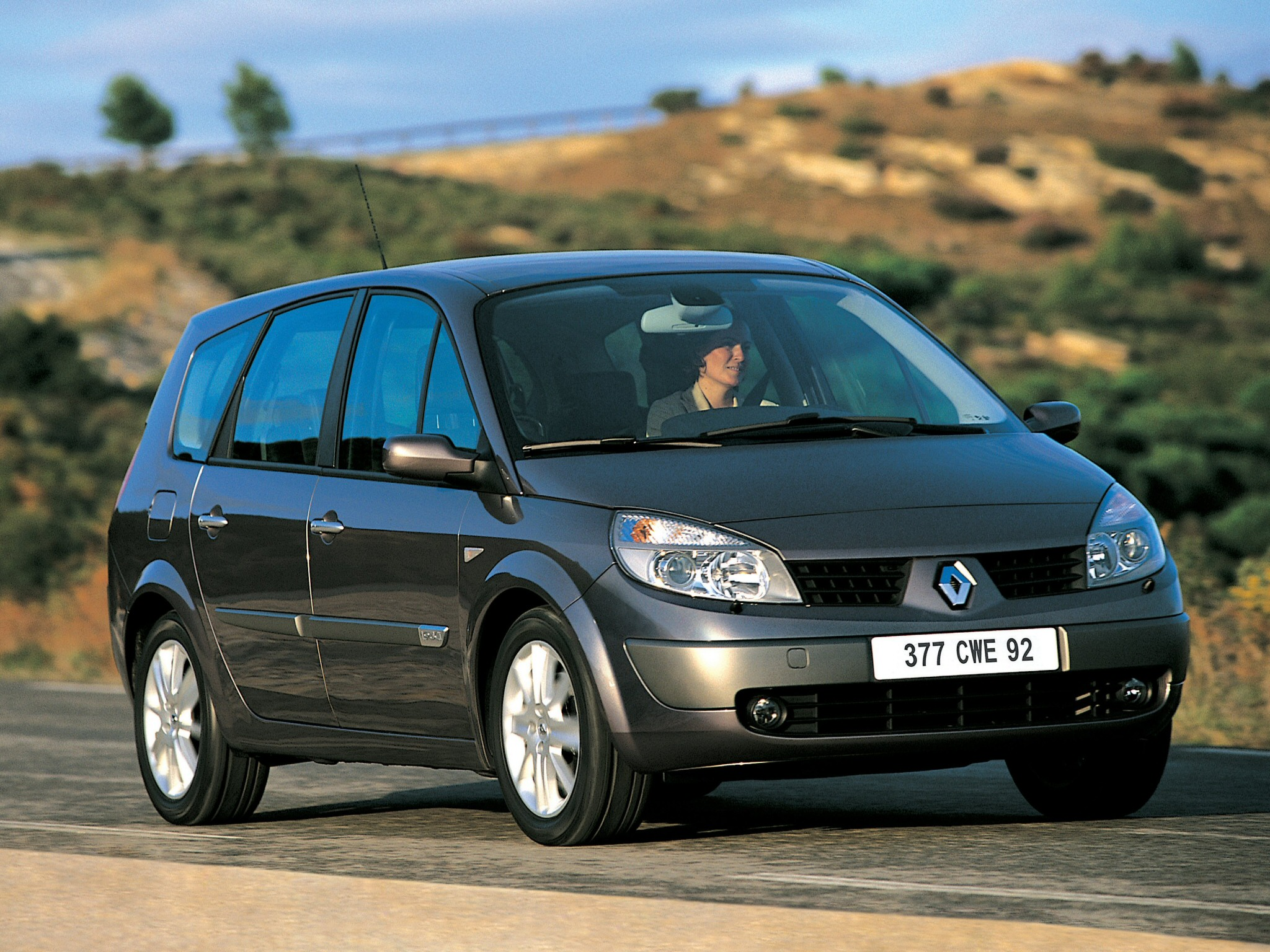 renault scenic 2 0t 2007 technical specifications interior and exterior photo. Black Bedroom Furniture Sets. Home Design Ideas