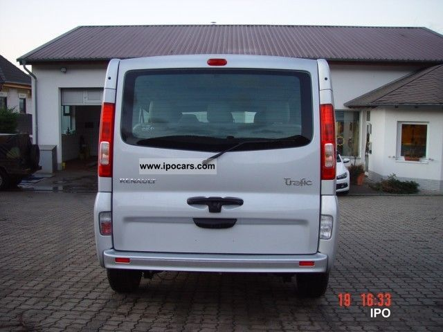 renault trafic 2 0 2012 technical specifications. Black Bedroom Furniture Sets. Home Design Ideas