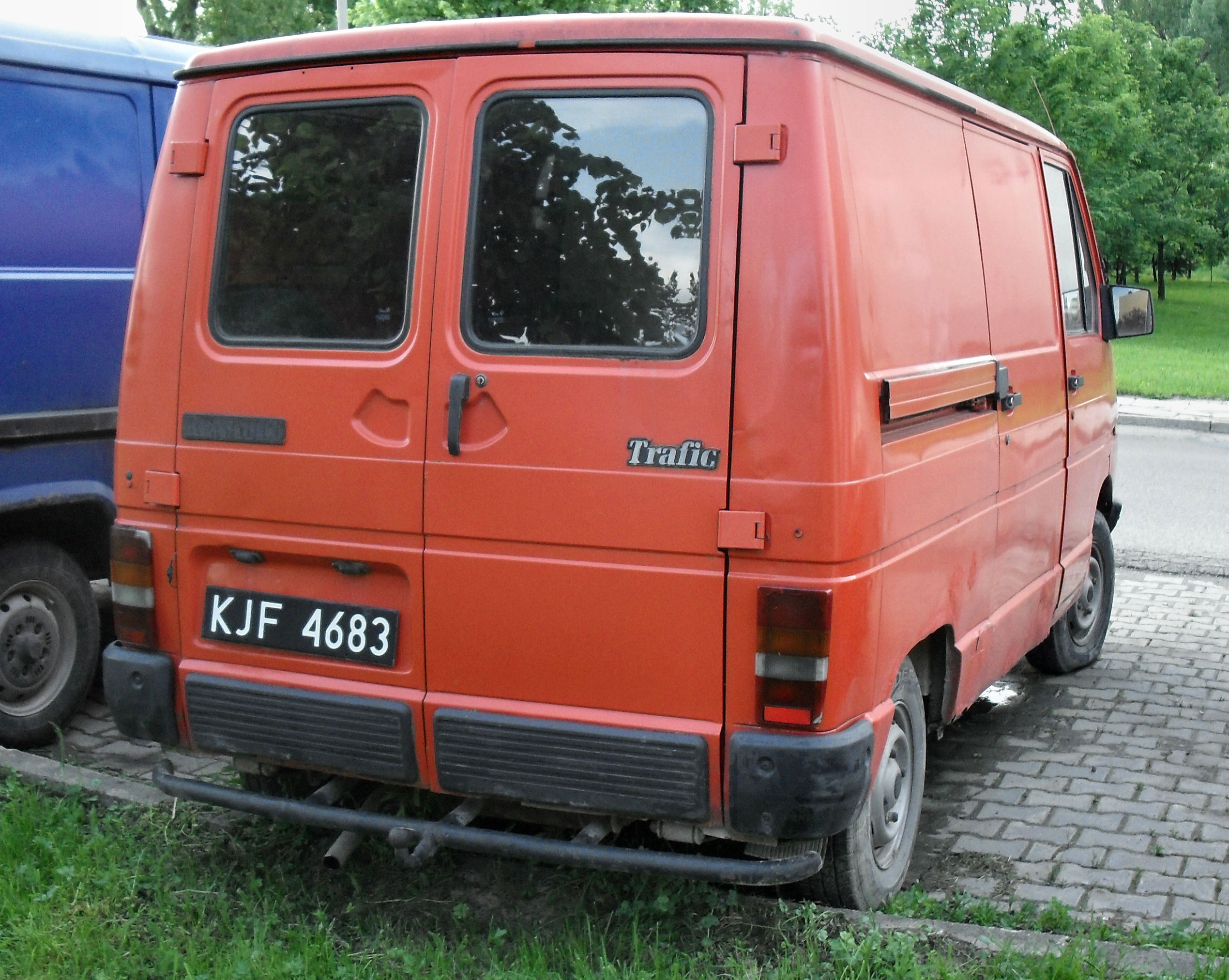 renault trafic 2 5 1985 technical specifications. Black Bedroom Furniture Sets. Home Design Ideas