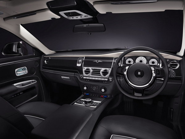 Rolls-Royce Ghost V-Specification 2009 photo - 1