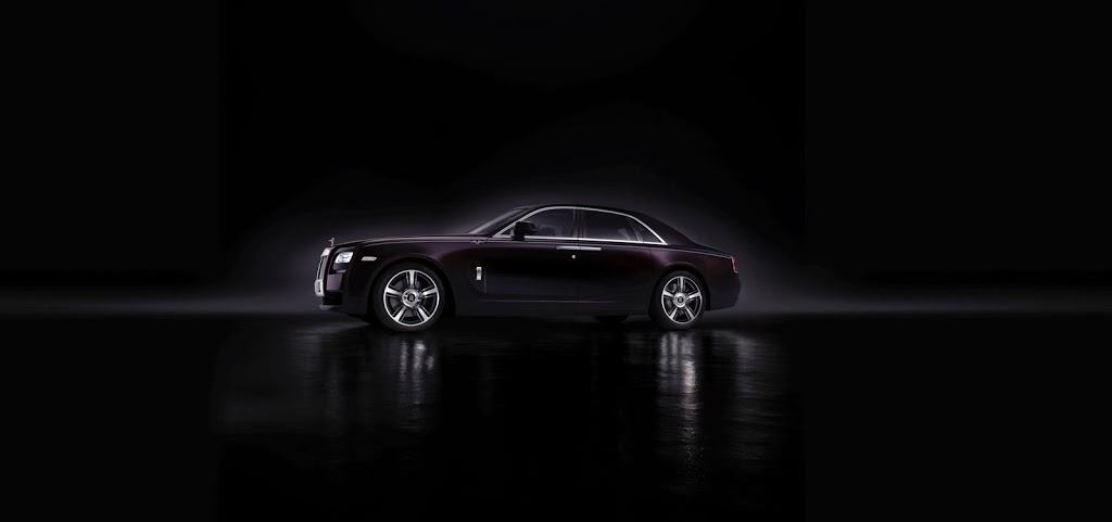 Rolls-Royce Ghost V-Specification 2009 photo - 11