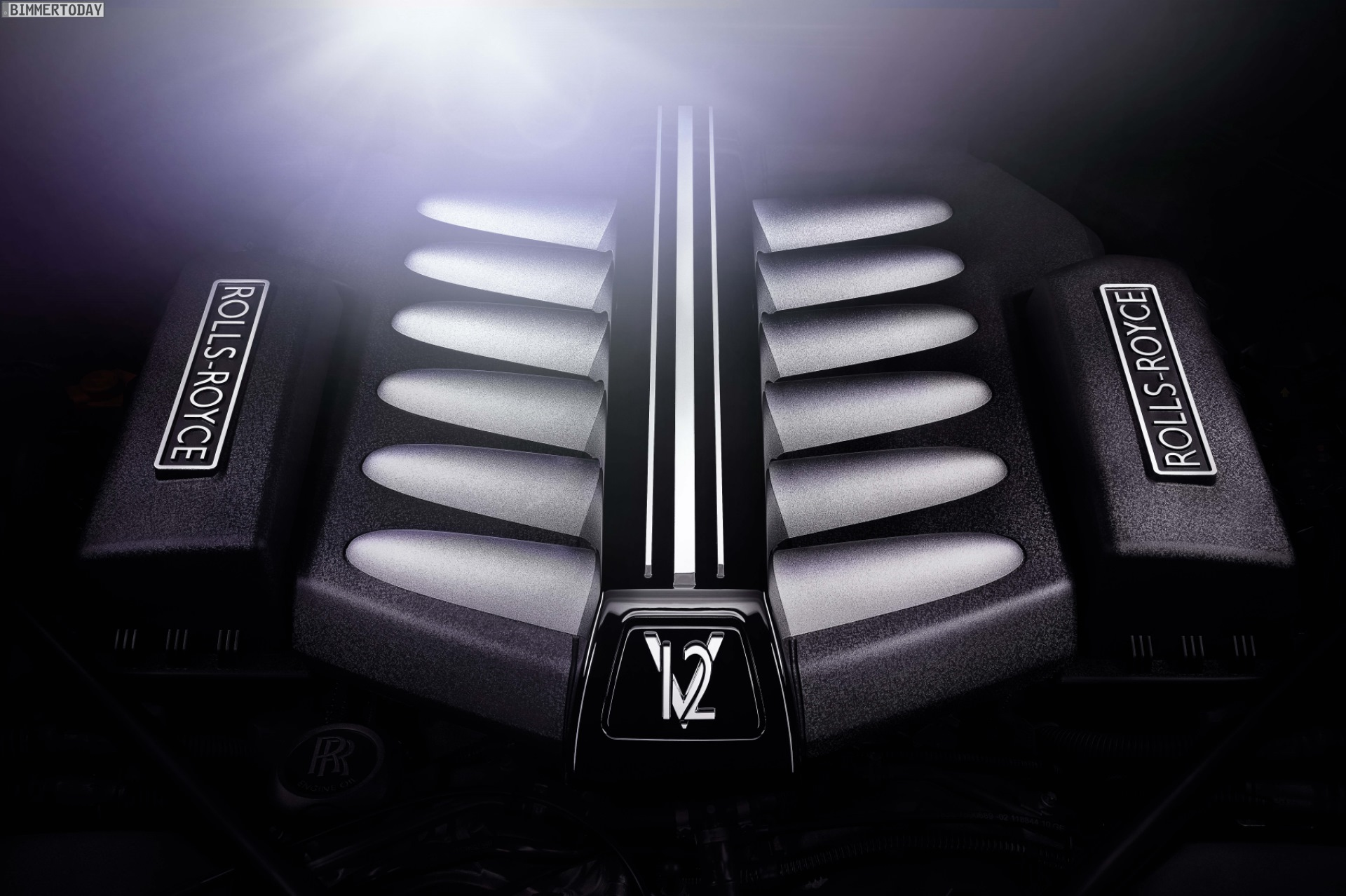 Rolls-Royce Ghost V-Specification 2009 photo - 2