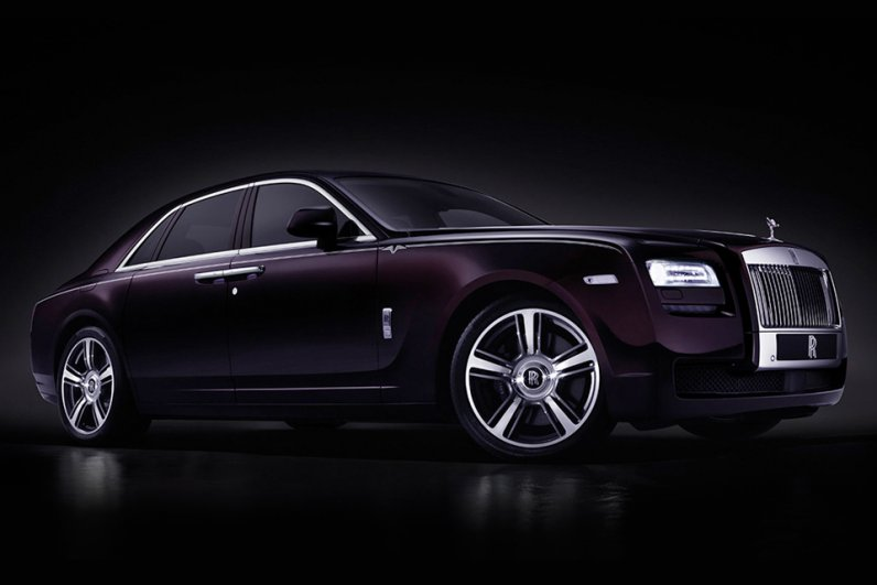 Rolls-Royce Ghost V-Specification 2009 photo - 3