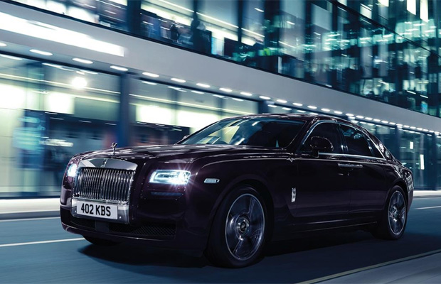 Rolls-Royce Ghost V-Specification 2009 photo - 6