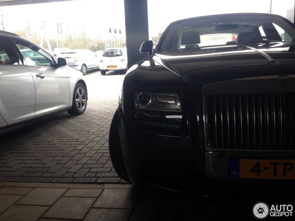 Rolls-Royce Ghost V-Specification 2009 photo - 7