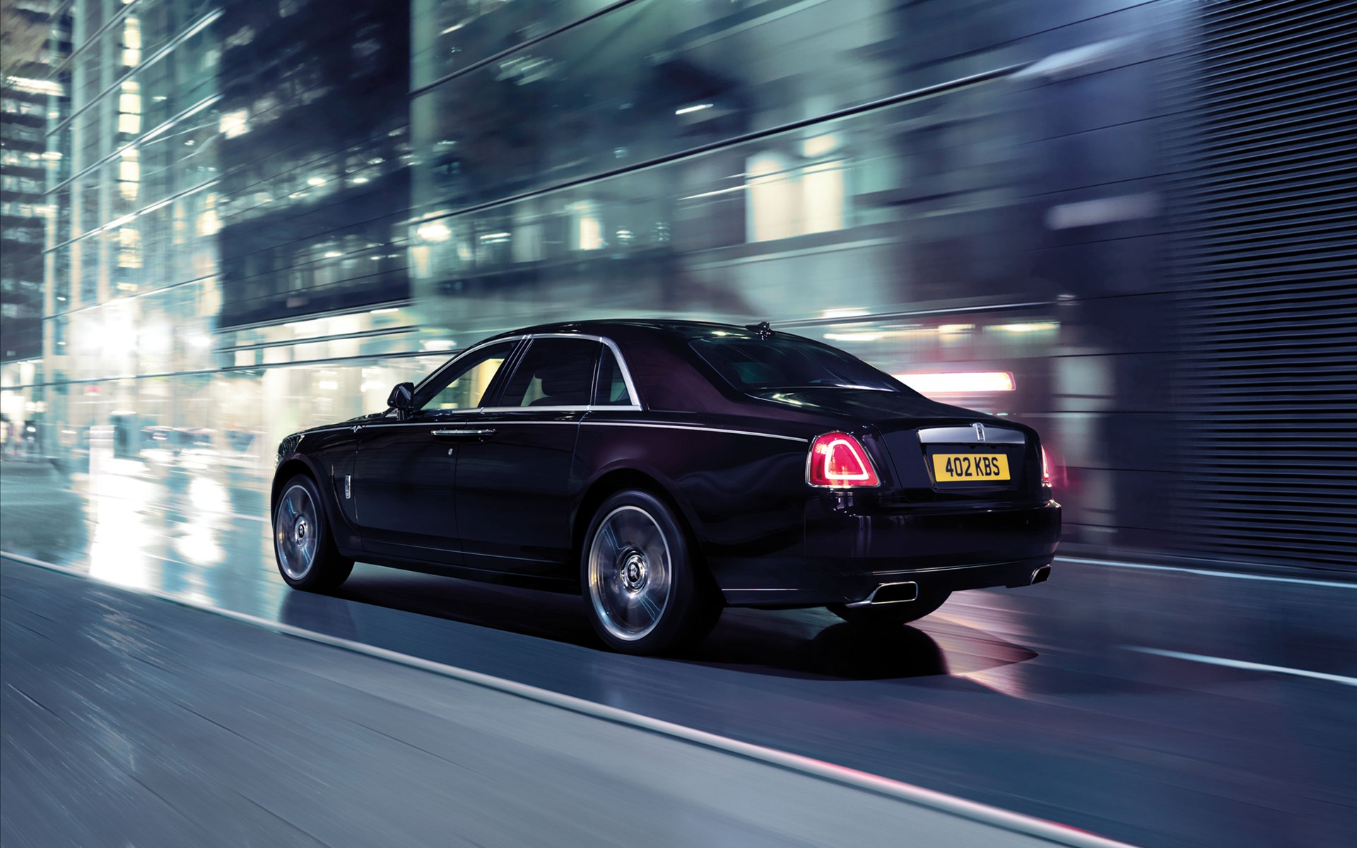 Rolls-Royce Ghost V-Specification 2009 photo - 9