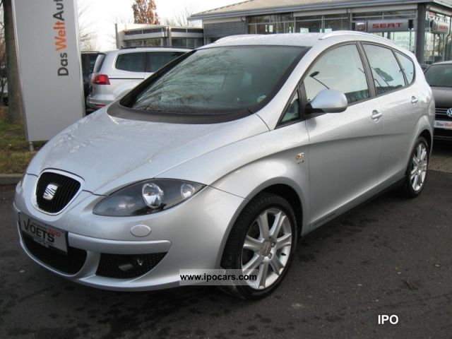 SEAT Altea 1.4 2009 photo - 1
