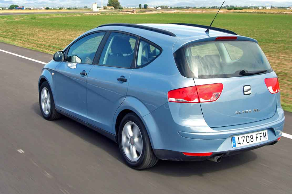 SEAT Altea 1.4 2009 photo - 11