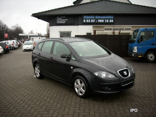 SEAT Altea 1.4 2009 photo - 4
