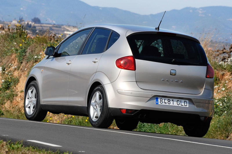 SEAT Altea 1.4 2009 photo - 7