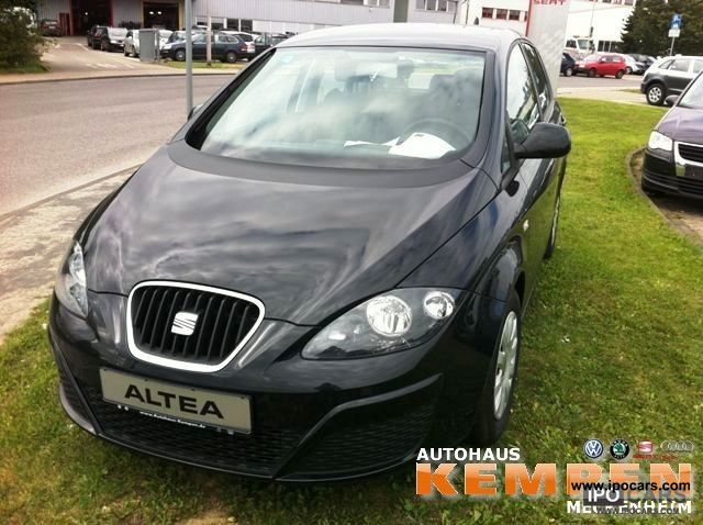 SEAT Altea 1.4 2011 photo - 5