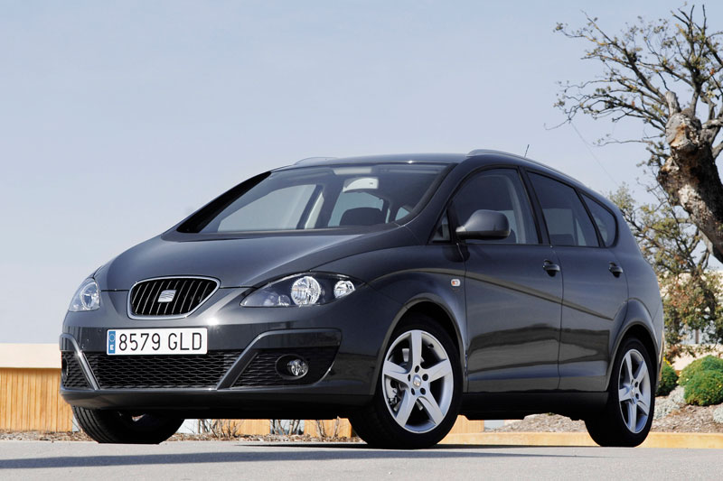 SEAT Altea 1.4 2011 photo - 9