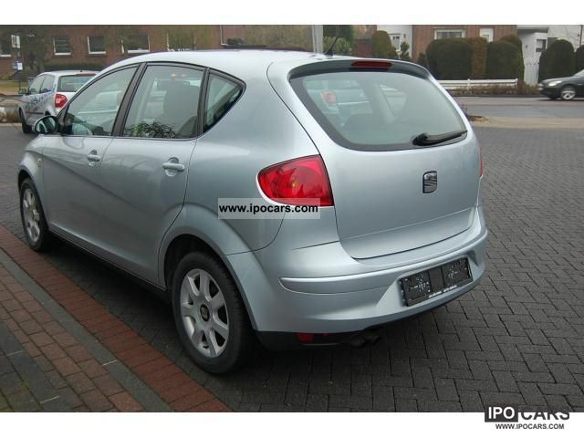 SEAT Altea 2.0 2006 photo - 12