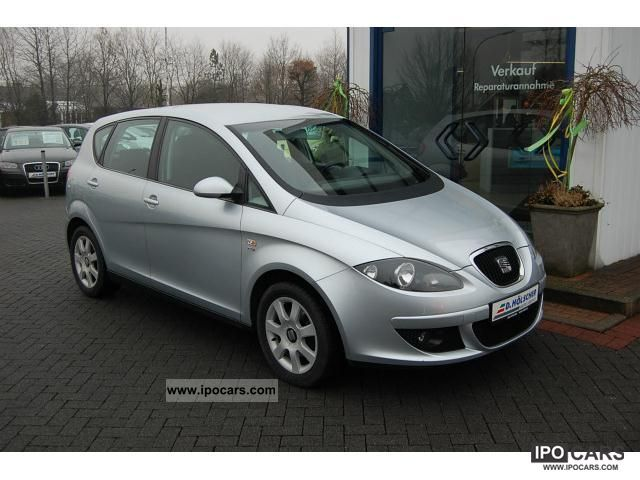 SEAT Altea 2.0 2006 photo - 2