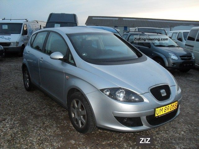 SEAT Altea 2.0 2006 photo - 7