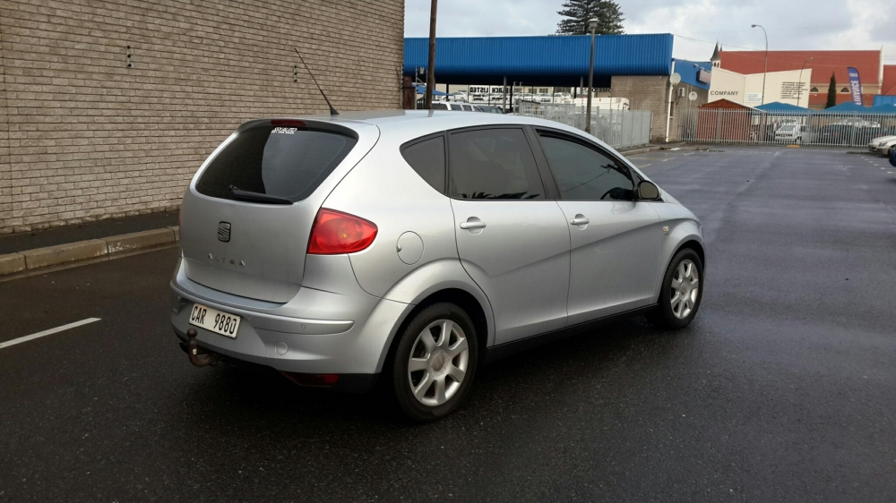 SEAT Altea 2.0 2006 photo - 9