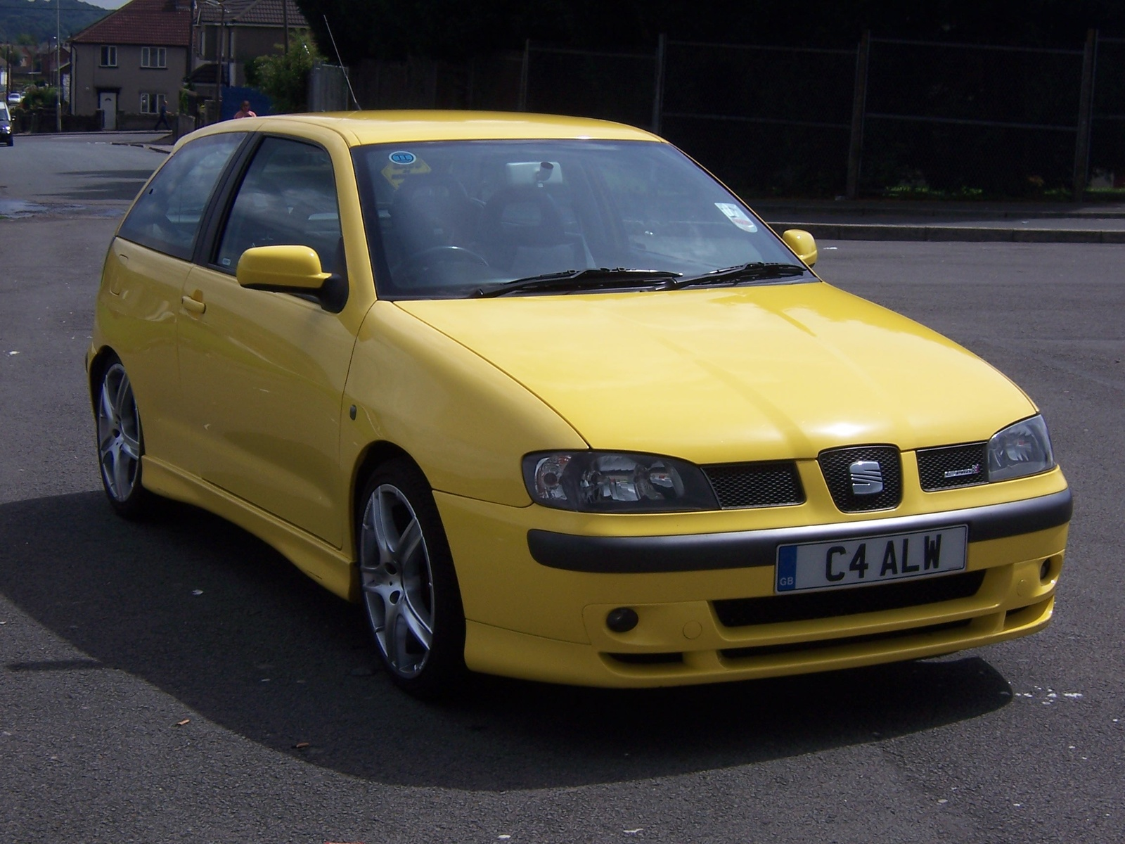 seat ibiza 1 2 2001 technical specifications interior. Black Bedroom Furniture Sets. Home Design Ideas